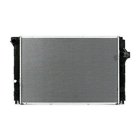Radiator - Pacific Best Inc For/Fit 13319 12-18 Toyota Prius C 1.5L L4 AT Plastic Tank Aluminum Core