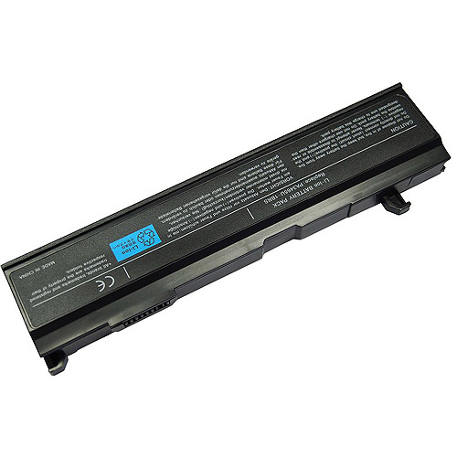 Laptop Battery Pros Replacement Battery for Toshiba Laptops, Black