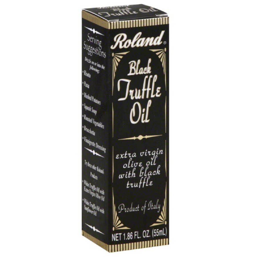 Roland Black Truffle Oil, 1.86 fl oz, (Pack of 12) by