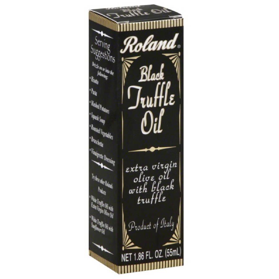 Roland Black Truffle Oil, 1.86 fl oz, (Pack of 12)
