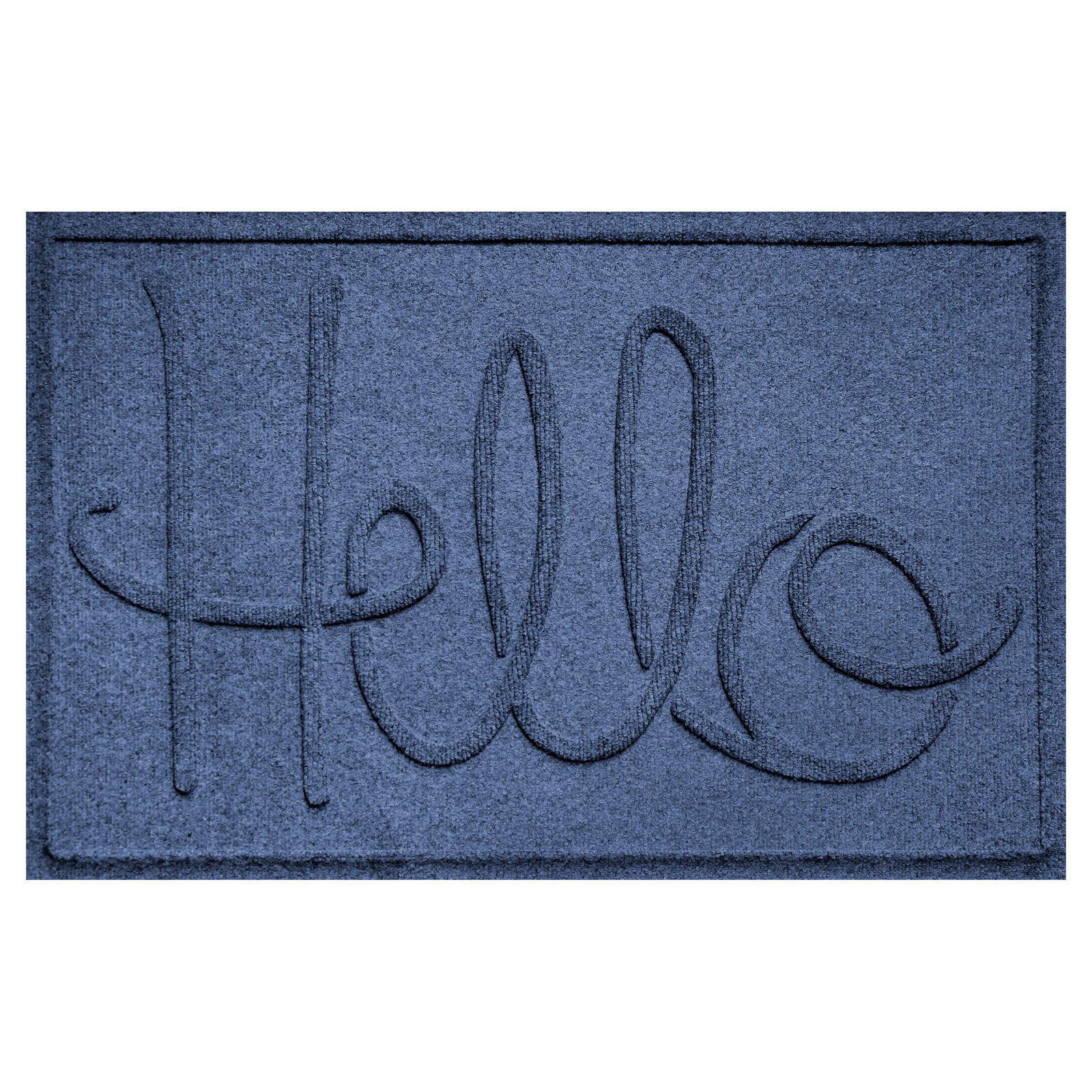 Bungalow Flooring Hello Doormat by Bungalow Flooring
