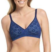 Womens Wirefree Lace Comfort Bra