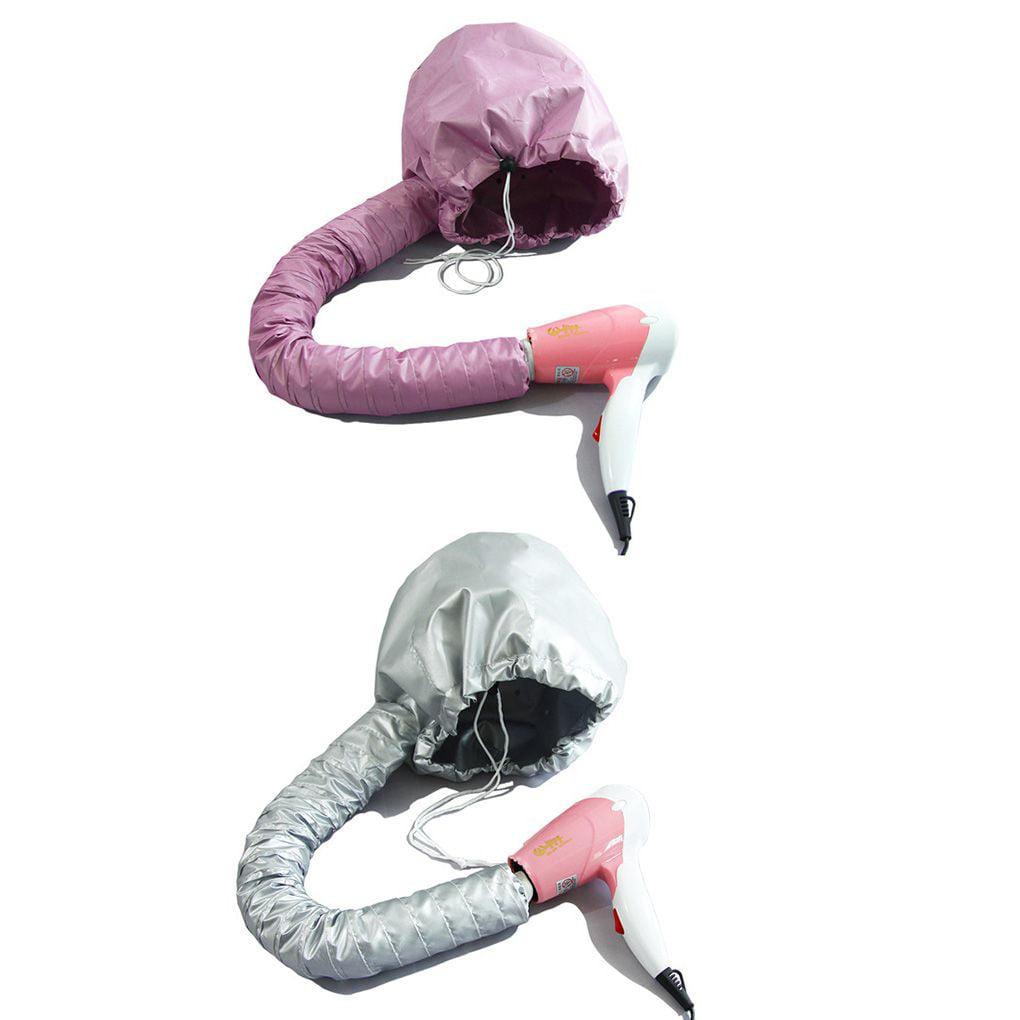 Easy Use Hair Perm Hat Portable Hair Dryer Nursing Dye Modelling Warm Air Drying Treatment Cap