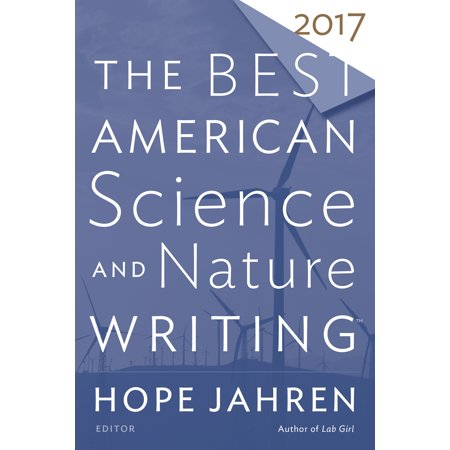 The Best American Science and Nature Writing - Halloween Science World 2017