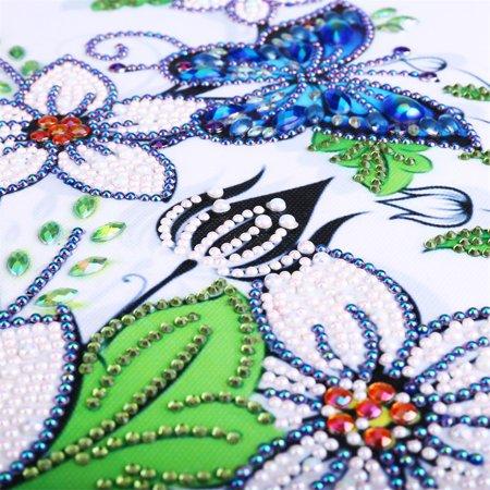 DIY 5D Diamond Painting Kits DIY Drill Diamond Painting Needlework Crystal Painting Rhinestone Cross Stitch Mosaic Paintings Arts Craft for Home Wall Decor Gift 30*40cm - image 2 of 7