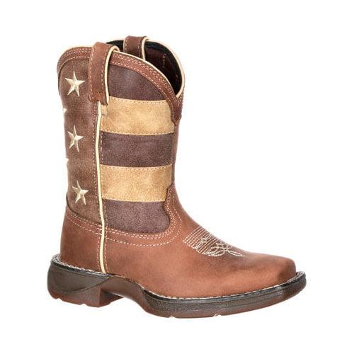 """Children's Durango Boot DBT0157 8"""" Lil' Rebel Boot by Durango"""