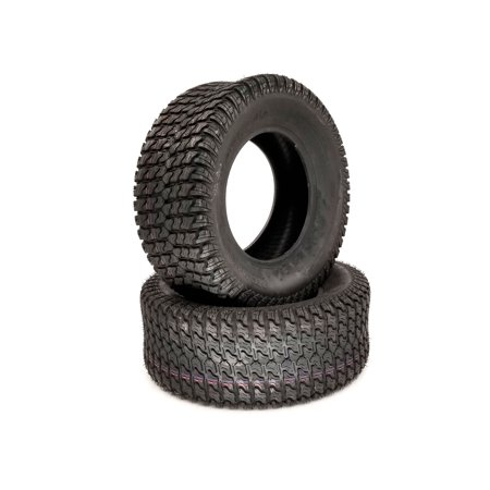(2) 24x9.50-12 Turf Tires 4 Ply Zero Turn Fits John Deere and Scag