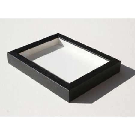 Shadowbox Gallery Wood Frames Black 14 X 18 Walmartcom