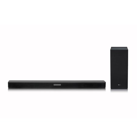 LG 2.1 Channel 360W High Res Audio Sound Bar w/ DTS Virtual:X Sound - SKM5Y