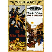 Rio Conchos / Take a Hard Ride (Wild West Collection) (DVD)