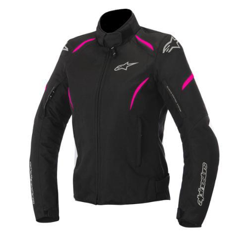 Alpinestars Stella Gunner Womens WP Sport Riding Jacket Black/Pink