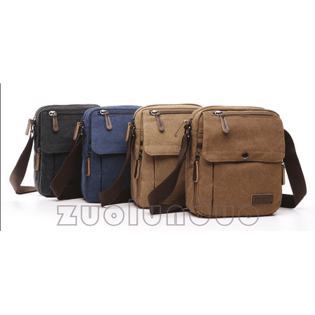 Fancynova Stylish Casual Outdoor Canvas Sling Bag for Men and ...