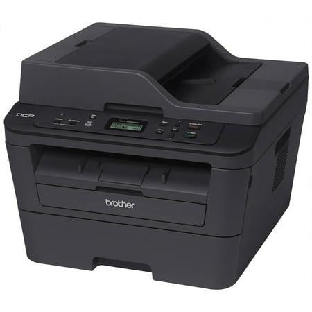 Refurbished Brother Dcpl2540dw Mono Laser Printer Copier Scanner Machine With Duplex And Wireless