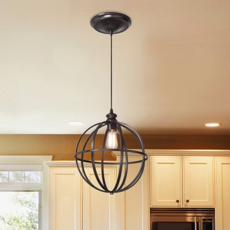 worth home products instant screw in pendant light with. Black Bedroom Furniture Sets. Home Design Ideas