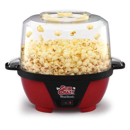 Tostadora West Bend 82505 Stir Crazy Popcorn Popper, 6-Quart + West Bend en VeoyCompro.net