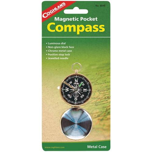Coghlan's Magnetic Pocket Compass