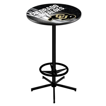 Holland Bar Stool L216B4228ColoUn-D2 42 in. Colorado Buffaloes Pub Table with 28 in. Top - image 1 of 1