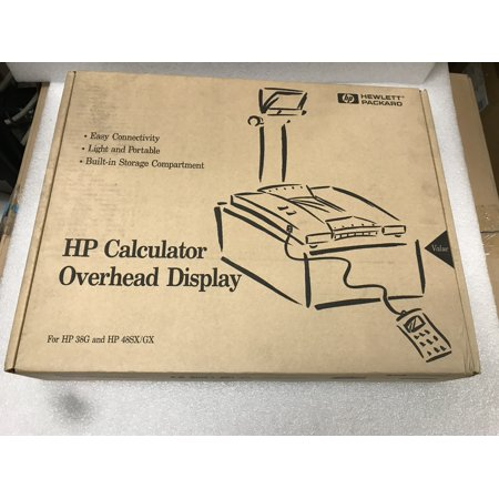 Hewlett Packard Drum Unit (Hewlett Packard F1212A Overhead Display Unit)