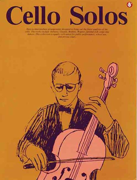 Cello Solos by