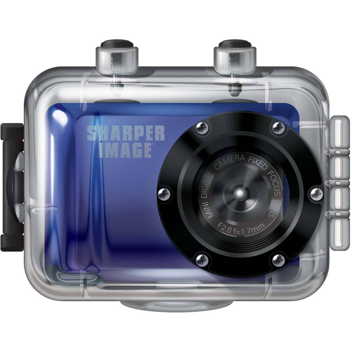 Sharper Image Hd Mini Action Camcorder Waterproof Capabilities