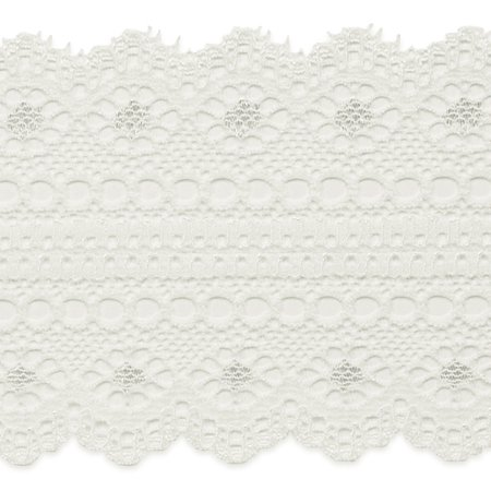 Evelyn Naturals (Expo Int'l 10 yards of Evelyn Lace Trim 1 3/4