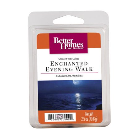 Better homes gardens enchanted evening walk fragrance - Better homes and gardens scented wax cubes ...