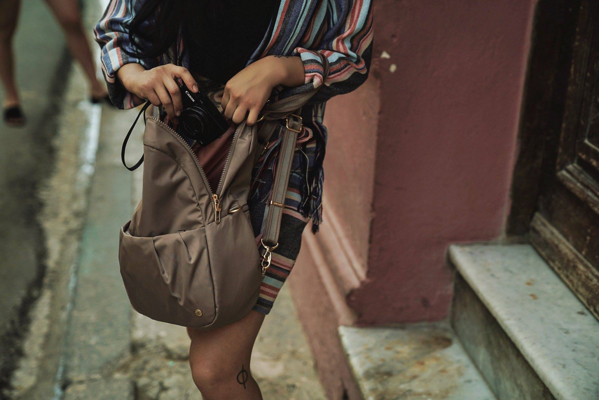 de802cfa3be6 Pacsafe® Citysafe CX Anti-Theft Convertible Backpack