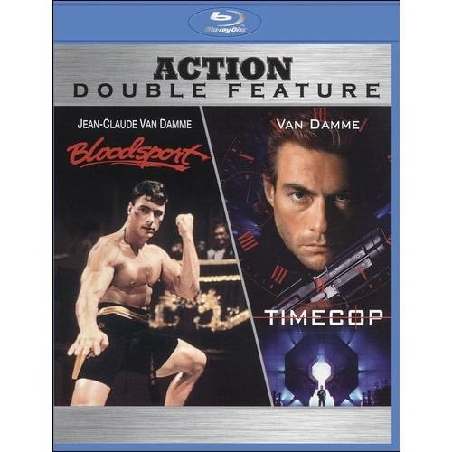 Bloodsport / Timecop (Blu-ray) (Widescreen)