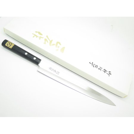 MASAHIRO SEKI JAPAN 240mm YANAGI JAPANESE SUSHI CHEF KITCHEN CUTLERY KNIFE ()