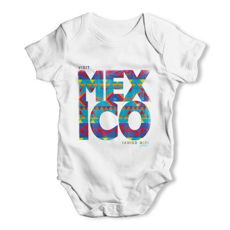 Walmart Baby Girl Clothes Cool Baby Girl Clothes Visit Mexico Baby Unisex Baby Grow Bodysuit