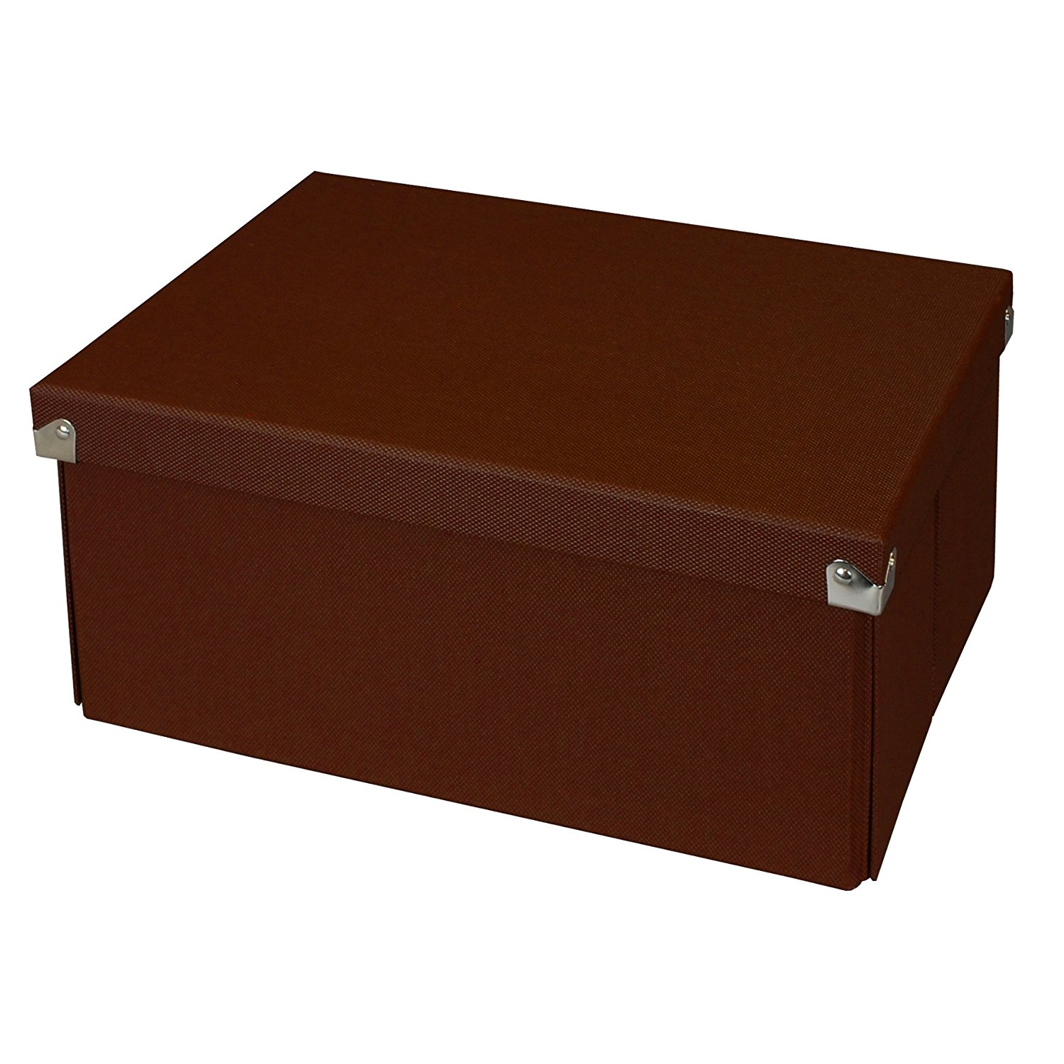 pop nu0027 store decorative storage box with lid collapsible and stackable medium document