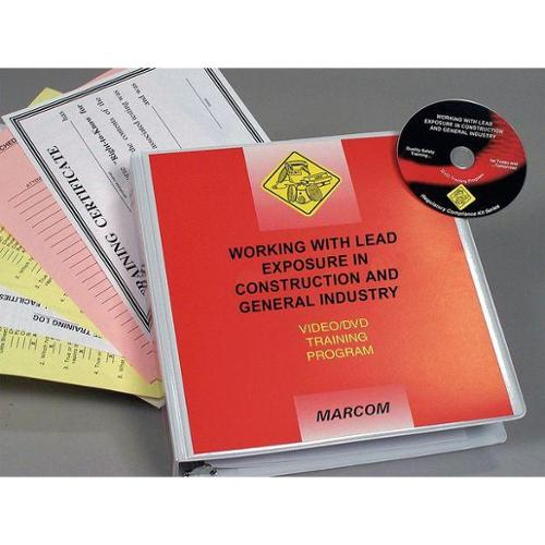 Marcom V000LDS9SO Regulatory Compliance Training, DVD