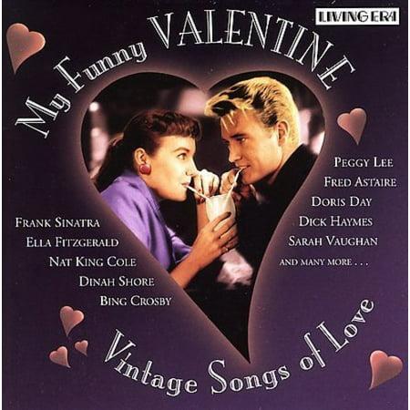 MY FUNNY VALENTINE: VINTAGE SONGS OF LOVE