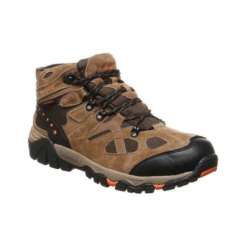 Men's Bearpaw Brock Solids Waterproof Hiking Boot by Bearpaw