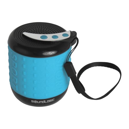 Soundlogic xt rechargeable bluetooth boom all weather for Soundlogic xt