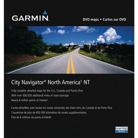 Garmin 010 11551 00 2011 City Navigator North America NT MicroSD Card Walma