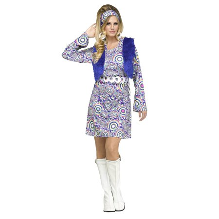 Shaggy Chic Women's Halloween Costume