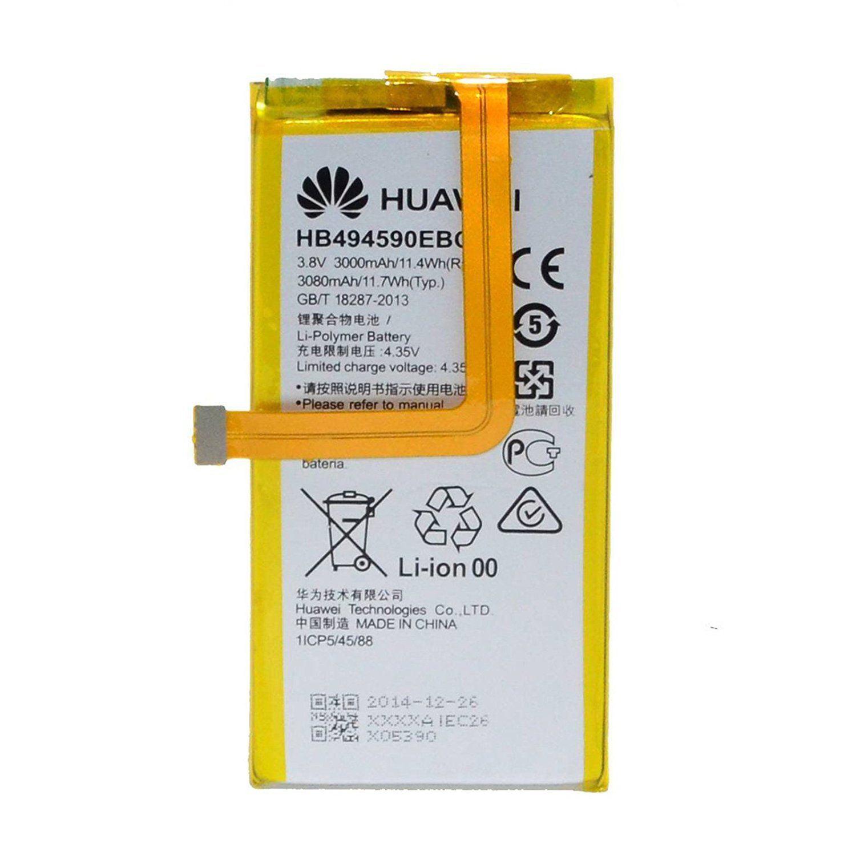 Original Huawei HB494590EBC 3000mAh Battery for Huawei Honor 7 (Non-Retail Package)