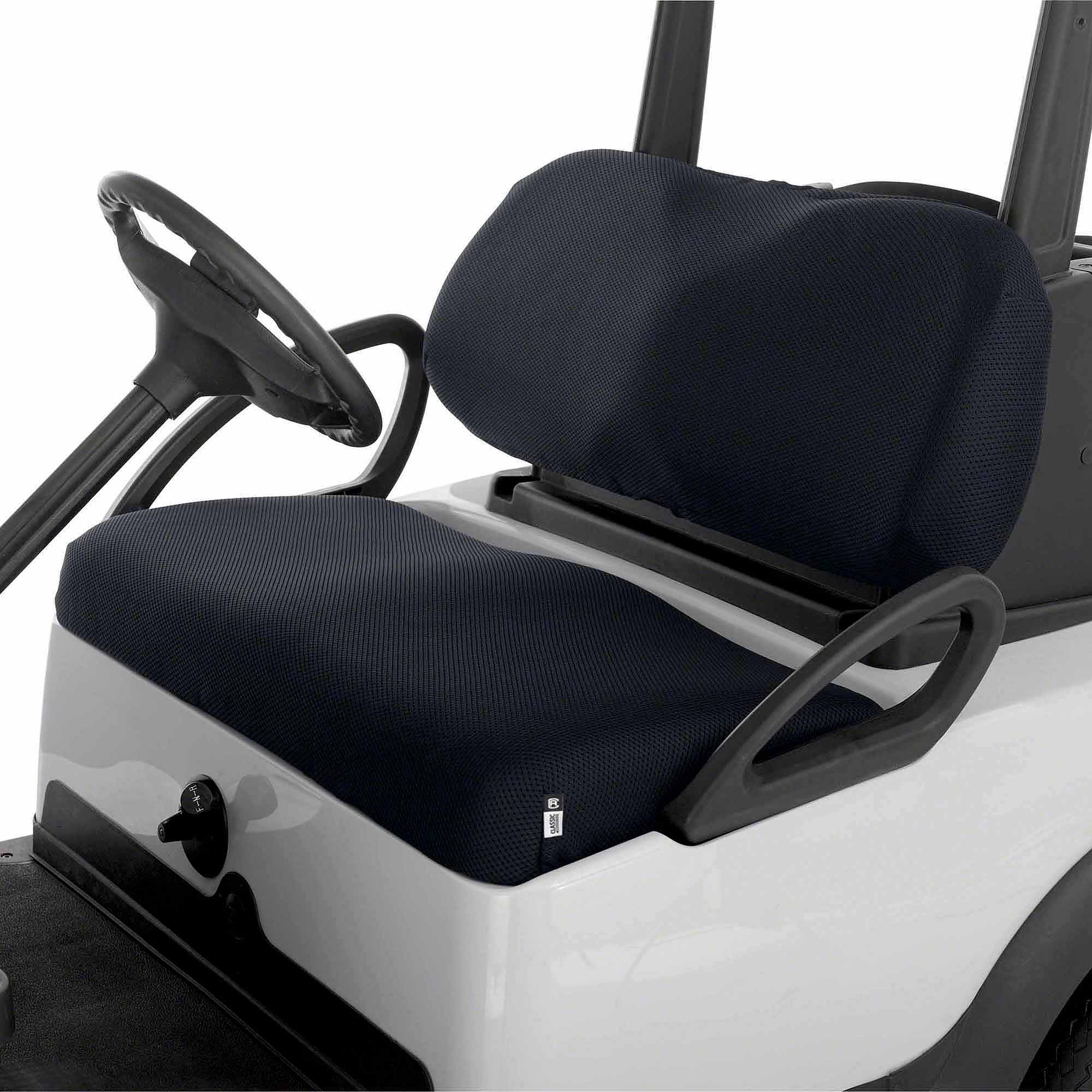 Classic Accessories Fairway Golf Cart Seat Cover, Diamond Air Mesh by Classic Accessories