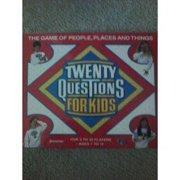 twenty questions for kids