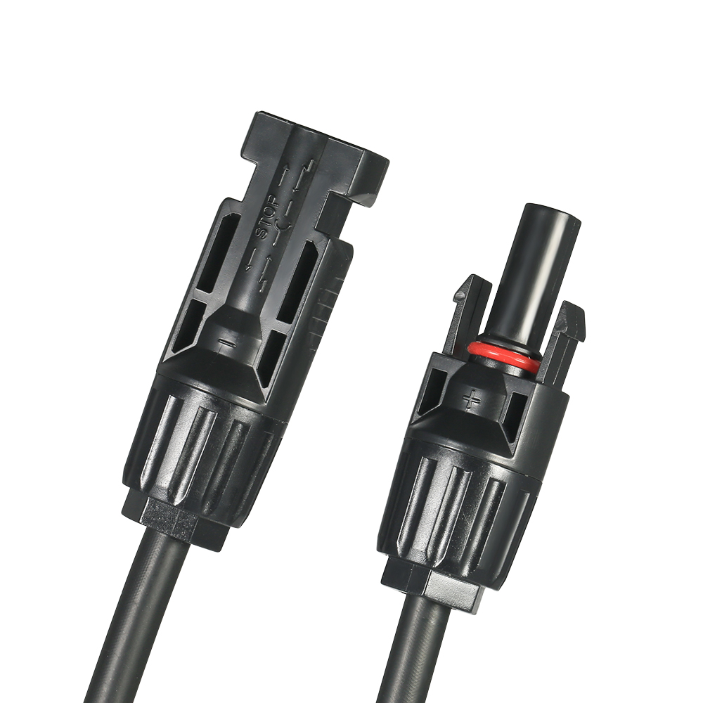1 Pair F//Mmmmm M//FFFFF Male and Female Branch Solar Panel Connector 1F5M and 1M5F1 Used for Solar Module Parallel ConnectionC