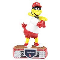 St. Louis Cardinals Stadium Lights Mascot Bobblehead