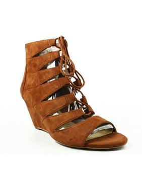 6f1f8e582ae5 Product Image New Sam Edelman Womens 00 6Aj0f252 Mq CinnamonSuede Open Toe  Heels Size 7