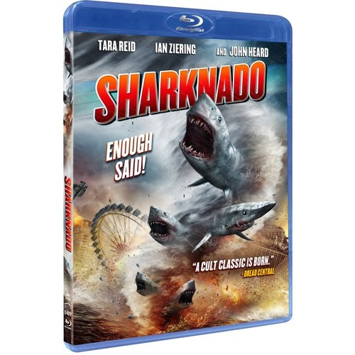 Sharknado (Blu-ray) (Widescreen)