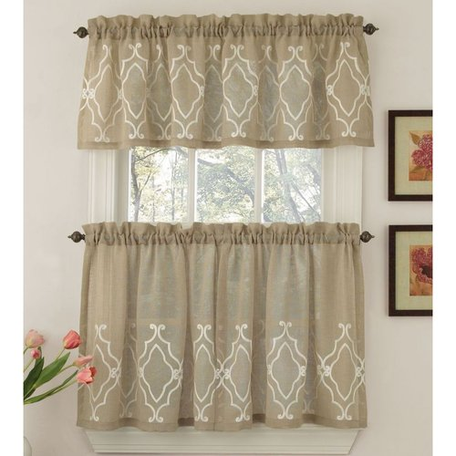 Carlyle Kitchen Curtain