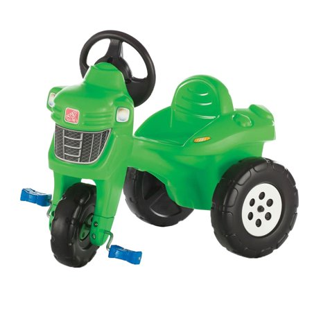 Ride Pedal Toys - Step2 Pedal Farm Tractor Ride On