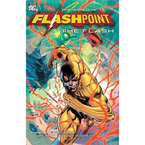 Flashpoint:: The World of Flashpoint Featuring the Flash