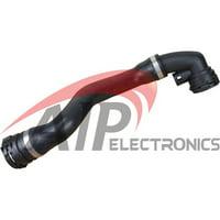 Brand New Premium Lower Radiator Engine Coolant Hose For 2004-2006 BMW 11537508688 OEM Fit RB1027