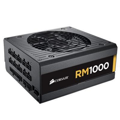 Corsair RM Series 1,000W 80 PLUS Gold Power Supply