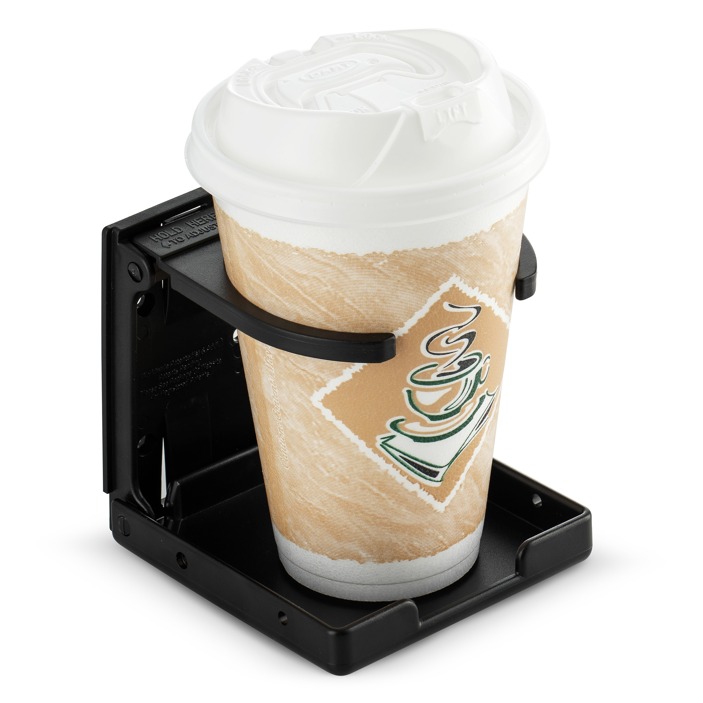 Universal Extra Large Cup Holder Beverage Can Drink Mount Stand Cart Buggy US